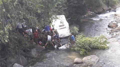tai nạn 11 người chết ở Lai Châu