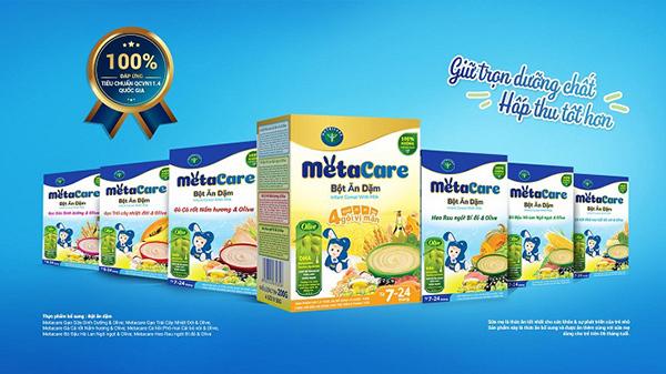 Ra mắt Metacare chứa Vitamin K2 hỗ trợ phát triển chiều cao