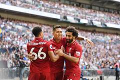 Hạ gục Tottenham, Liverpool thị uy sức mạnh