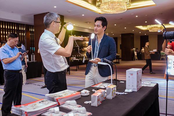 Ra mắt thương hiệu chiếu sang TOA Lighting ở Việt Nam