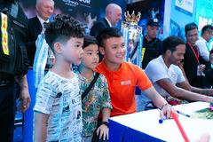 Ôm cúp Ngoại hạng Anh lấy hên, Quang Hải muốn vô địch AFF Cup