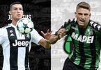 Kèo Juventus vs Sassuolo: Chờ Ronaldo lên tiếng