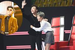 """HLV Giọng hát Việt nhí """"chặn"""" nhau không kiêng nể vì cậu bé 11 tuổi"""
