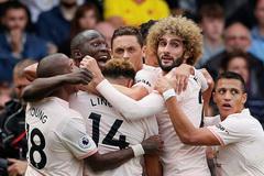 """MU dập tắt """"hiện tượng"""" Watford, Mourinho ngạo nghễ"""