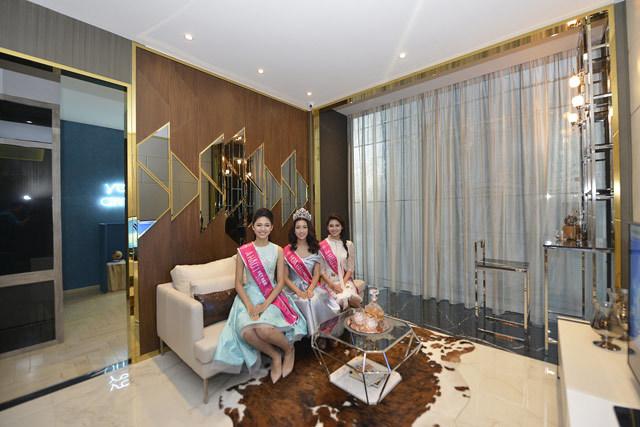 Không tin nổi đây là chung cư đại gia tặng Hoa hậu Mỹ Linh