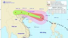 Tin mới nhất về siêu bão Mangkhut