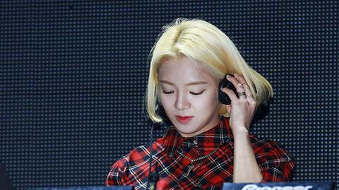 Hyoyeon bị quấy rối