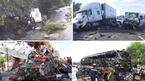 45 ngày 2 tai nạn thảm khốc, ám ảnh con số 13 người chết