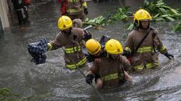 Thế giới 24h: Siêu bão Mangkhut tàn phá nam Trung Quốc