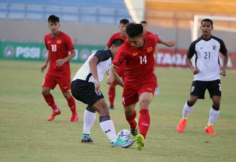 U19 Việt Nam thua đậm U19 Qatar ở cúp tứ hùng