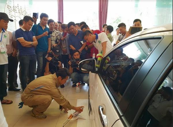 CM phân phối sản phẩm chăm sóc xe máy, ôtô chuyên dụng