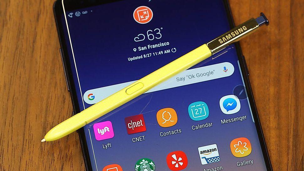 Galaxy Note 9 bốc cháy trong túi xách một phụ nữ