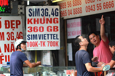 Đổi SIM 11 số về 10 số: Cách cập nhật online số điện thoại giao dịch ngân hàng
