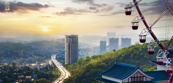 Hạ Long Bay view: Đẳng cấp nghỉ dưỡng trong từng tiện ích
