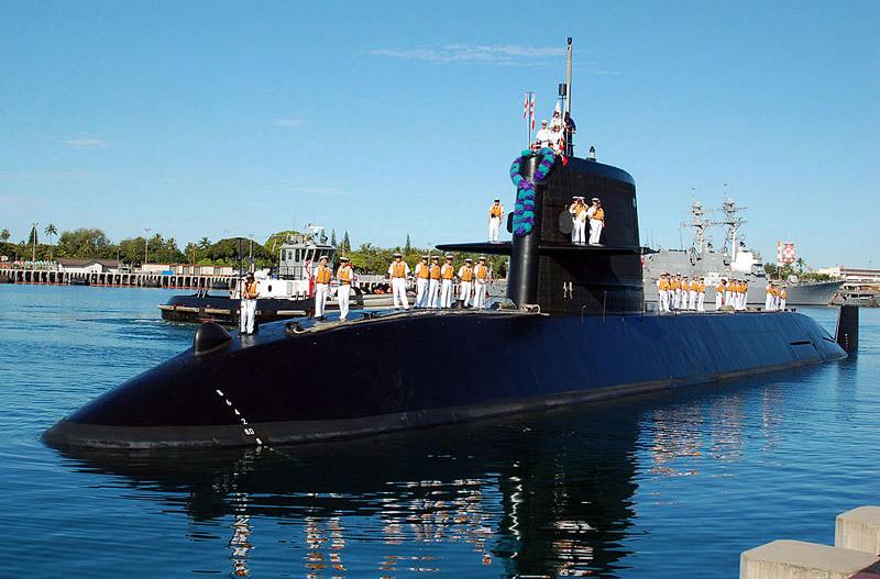 Tàu Kuroshio,tàu ngầm Nhật,Nhật Bản,cảng Cam Ranh