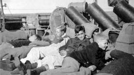 Ngày này năm xưa: Thảm kịch tàu chở trẻ em bị đánh chìm