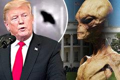 Ông Trump sắp tiết lộ bí mật người ngoài hành tinh?