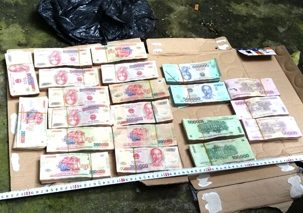 cướp ngân hàng,Tiền Giang