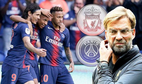 Liverpool,PSG,Salah,Mbappe