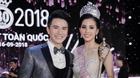 Mẹ tân Hoa hậu Trần Tiểu Vy chờ 2 tiếng sau lễ đăng quang mới được ôm con