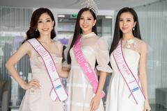 Top 3 Hoa hậu Việt Nam 2018 trải lòng về tình yêu