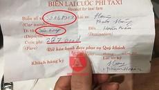 Đi 2km, vị khách Nhật Bản bị taxi 'dù' chém 100.000 đồng/km