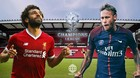 Trực tiếp Liverpool vs PSG: Anfield đón bão