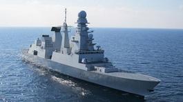 Top 10 tàu khu trục hàng đầu thế giới hiện nay