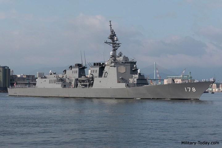 tàu khu trục,tên lửa,tên lửa đạn đạo liên lục địa