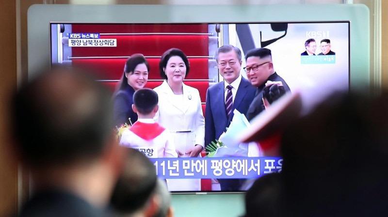 Đệ nhất Phu nhân Hàn làm gì ở Bình Nhưỡng dịp thượng đỉnh?