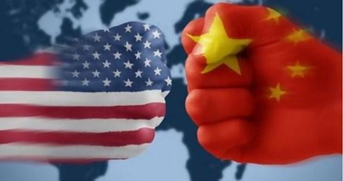 Chiến tranh thương mại Mỹ - Trung: 'Người phát bóng'