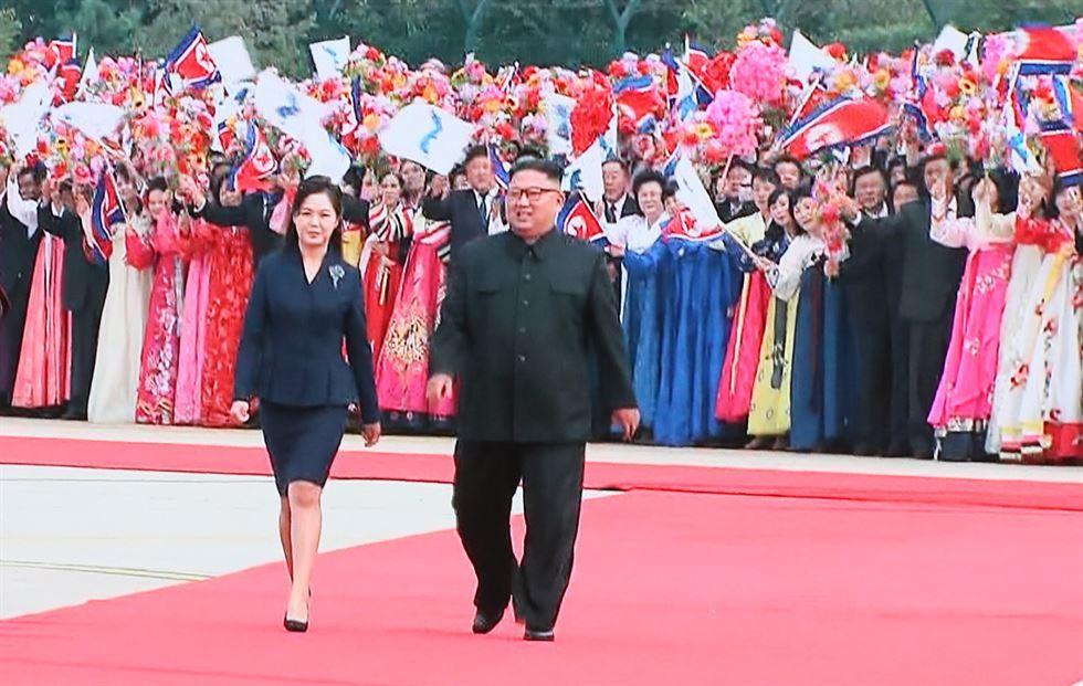 Thông điệp thời trang của lãnh đạo Hàn - Triều