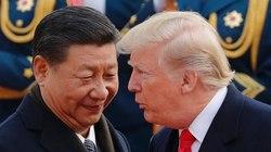 """Chiến tranh thương mại Mỹ - Trung: """"Người phát bóng"""""""