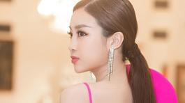 Hoa hậu Đỗ Mỹ Linh tái xuất gợi cảm sau khi trao lại vương miện