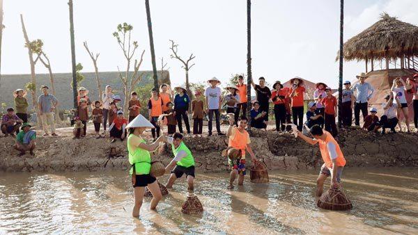 Du lịch cộng đồng ở Quảng Ninh 'níu chân' du khách
