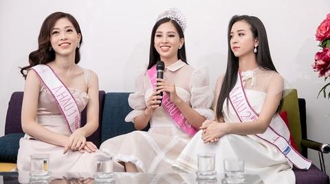 Top 3 Hoa hậu nói về những cám dỗ trong showbiz
