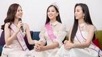Top 3 Hoa hậu Việt Nam 2018: Chúng tôi không thể nào sa ngã