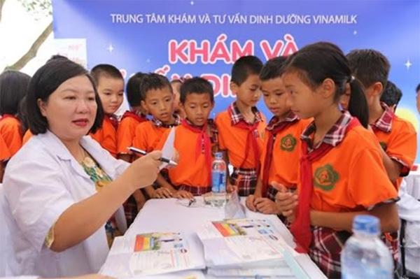 66.000 ly sữa cho trẻ em Vĩnh Phúc dịp Trung thu