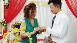Trước ngày cưới cô dâu 61 tuổi, chú rể 26 tiết lộ chuyện bất ngờ