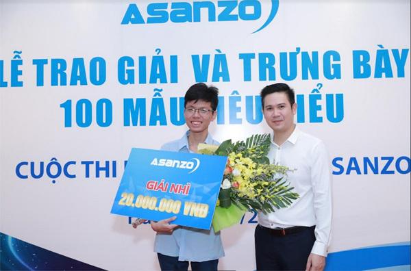 'Làm mới' thương hiệu, Asanzo nhắm đích dẫn đầu