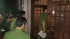 Công an khám nhà cựu Chánh văn phòng Thành ủy Đà Nẵng
