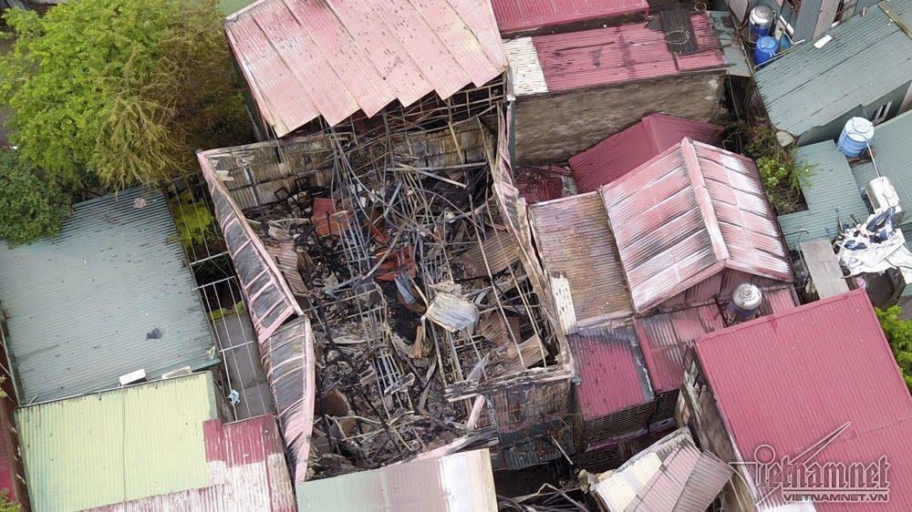 Cháy lớn,Cháy ở Hà Nội,cháy nhà,cháy lớn ở Hà Nội,Bệnh viện Nhi Trung ương