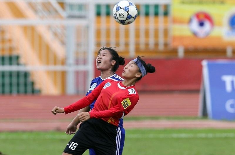 Vòng 9 giải nữ VĐQG 2018: Sơn La lần đầu biết ghi bàn