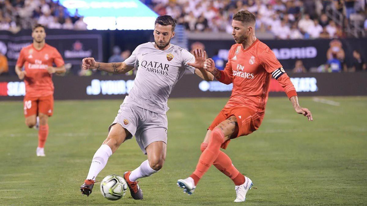 Real Madridmở màn chiến dịch bảo vệ ngai vàng bằng trận tiếp Roma