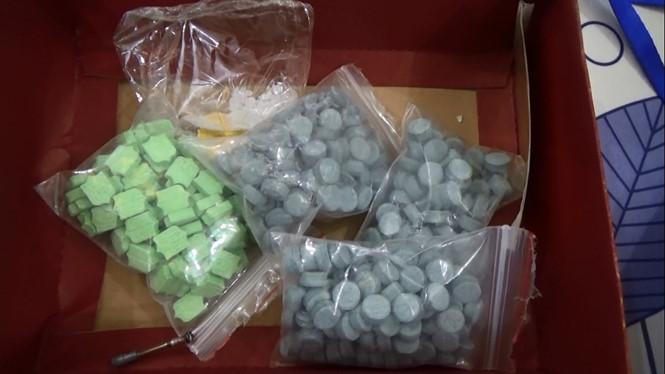 ma túy tổng hợp,ma túy đá,thuốc lắc,Sốc ma túy,Công viên nước Hồ Tây