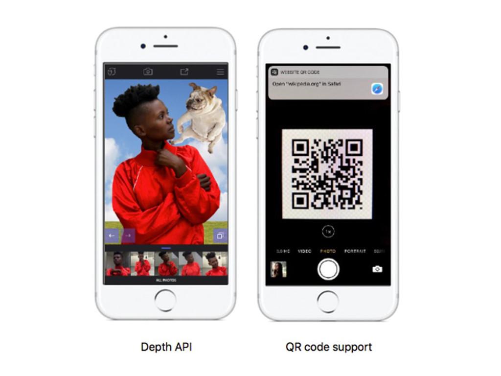 Camera iPhone được nâng cấp như thế nào trên iOS 12?