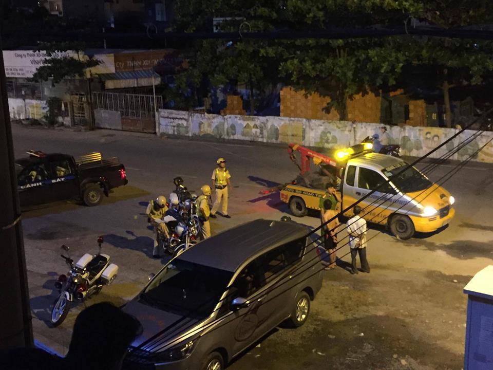 CSGT,cảnh sát giao thông,Sài Gòn