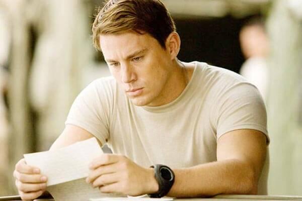Tận dụng lợi thế là khuôn mặt điển trai mang vẻ đẹp lãng tử, gợi tình, Channing Tatum tiếp tục