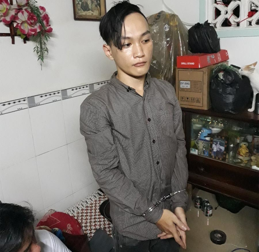Thông tin bất ngờ phá án vụ dùng súng cướp ngân hàng ở Tiền Giang