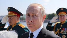 Putin lên tiếng vụ máy bay Nga bị bắn rơi ở Syria